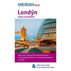 Merian - Londýn krok za krokem