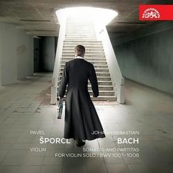 Sonáty a partity - Šporcl P. - CD