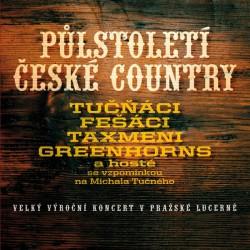 Půlstoletí české country - 2CD/2DVD