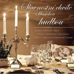 Slavnostní chvíle s klasickou hudbou - CD