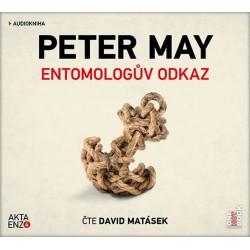 Entomologův odkaz - CDmp3 (Čte David Matásek)