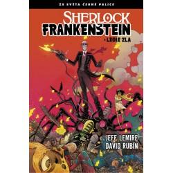 Černá palice 3 - Sherlock Frankenstein a Legie zla