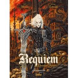 Requiem, upíří rytíř 1 - Vzkříšení