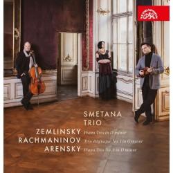 Zemlinsky, Rachmaninov, Arensky - CD