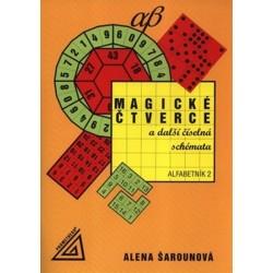 Magické čtverce a další číselná schémata, alfabetník 2