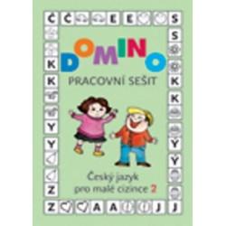 Domino Český jazyk pro malé cizince 2 - sešit