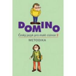 Domino Český jazyk pro malé cizince 2 - metodika včetně CD