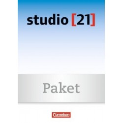 Studio 21 A2 Medienpack /4 CD + DVD/