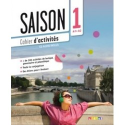 Saison 1 (A1+) Cahier d´ activités