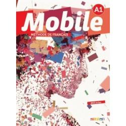 Mobile 1 (A1): Livre de l´éleve + CD + DVD-Rom