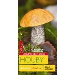 Houby - Průvodce přírodou - 3 znaky
