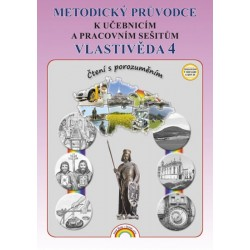 Metodický průvodce Vlastivěda 4 k učebnicím a pracovním sešitům