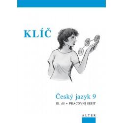 Klíč Český jazyk 9/III. díl, Pracovní sešit