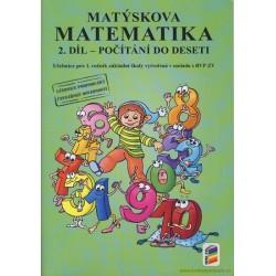 Matýskova matematika, 2. díl - Počítání do 10