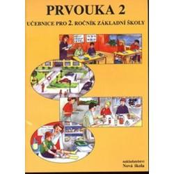 Prvouka 2 (učebnice) pro 2. ročník ZŠ
