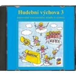 CD k učebnici hudební výchova 3