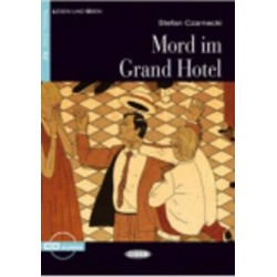 Mord im Grant Hotel + CD (German Edition)