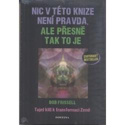 Nic v této knize není pravda, ale přesně tak to je - Tajný klíč k transformaci Země