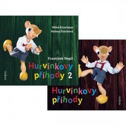 Hurvínkovy příhody 1+2 komplet - 2 CD