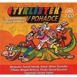 Čtyřlístek v pohádce - 2CD