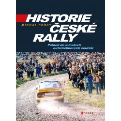 Historie české rally