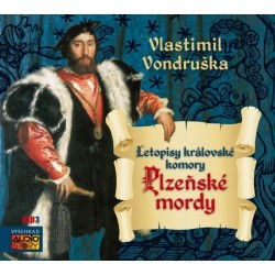 Plzeňské mordy  (audiokniha)