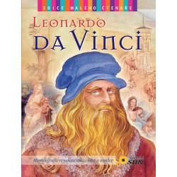 Leonardo Da Vinci - Edice malého čtenáře