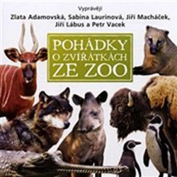 Pohádky o zvířátkách ze ZOO / Košlero - CD