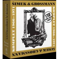 Šimek a Grossmann- komplet 1966-71 -17CD