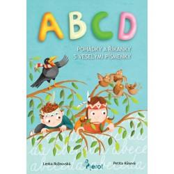 ABCD pohádky a říkanky s veselými písmenky