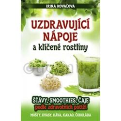 Uzdravující nápoje a klíčené rostliny