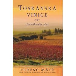 Toskánská vinice-Sen milovníka vína-váz.