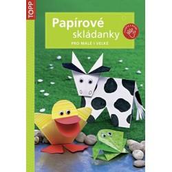 Papírové skládanky pro malé i velké - TOPP - 2. vydání