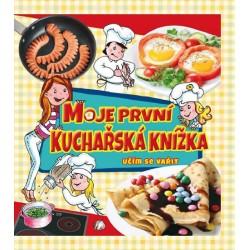 Moje první kuchařská knížka - učím se vařit