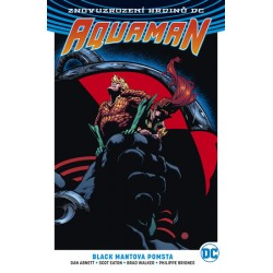 Aquaman 2 - Black Mantova pomsta