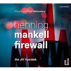 Firewall - 2 CDmp3 (Čte Jiří Vyorálek)