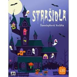 Strašidla - Samolepková knižka