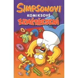 Simpsonovi - Komiksové zemětřesení