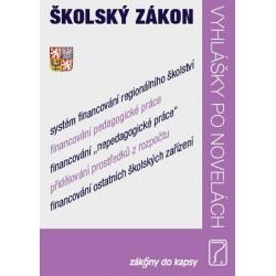 Školský zákon - Vyhlášky po novelách