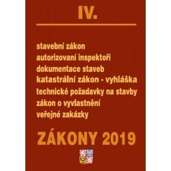 Zákony 2019 IV.