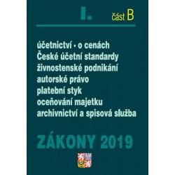 Zákony 2019 I. část B