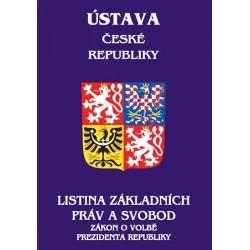 Ústava České republiky - Listina základních práv a svobod, Zákon o volbě prezidenta republiky