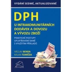 DPH u intrakomunitárních dodávek a dovozu a vývozu zboží (7. vydání)