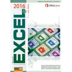 EXCEL 2016 nejen pro školy