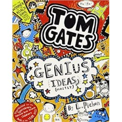 Tom Gates 4: Genius Ideas