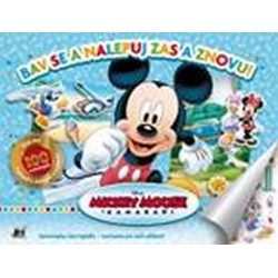 Mickeyho klubík - Samolepkové album