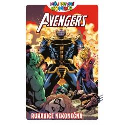 Můj první komiks 1 Avengers - Rukavice nekonečna