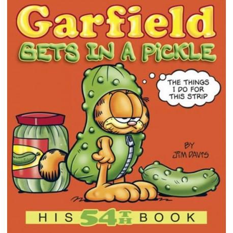 Garfield ve vlastní šťávě (č. 52)