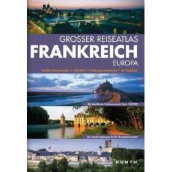 Francie atlas VWK/ 1:300T