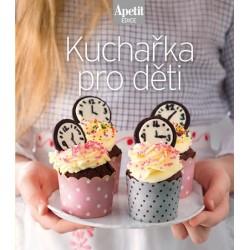 Kuchařka pro děti (Edice Apetit)
